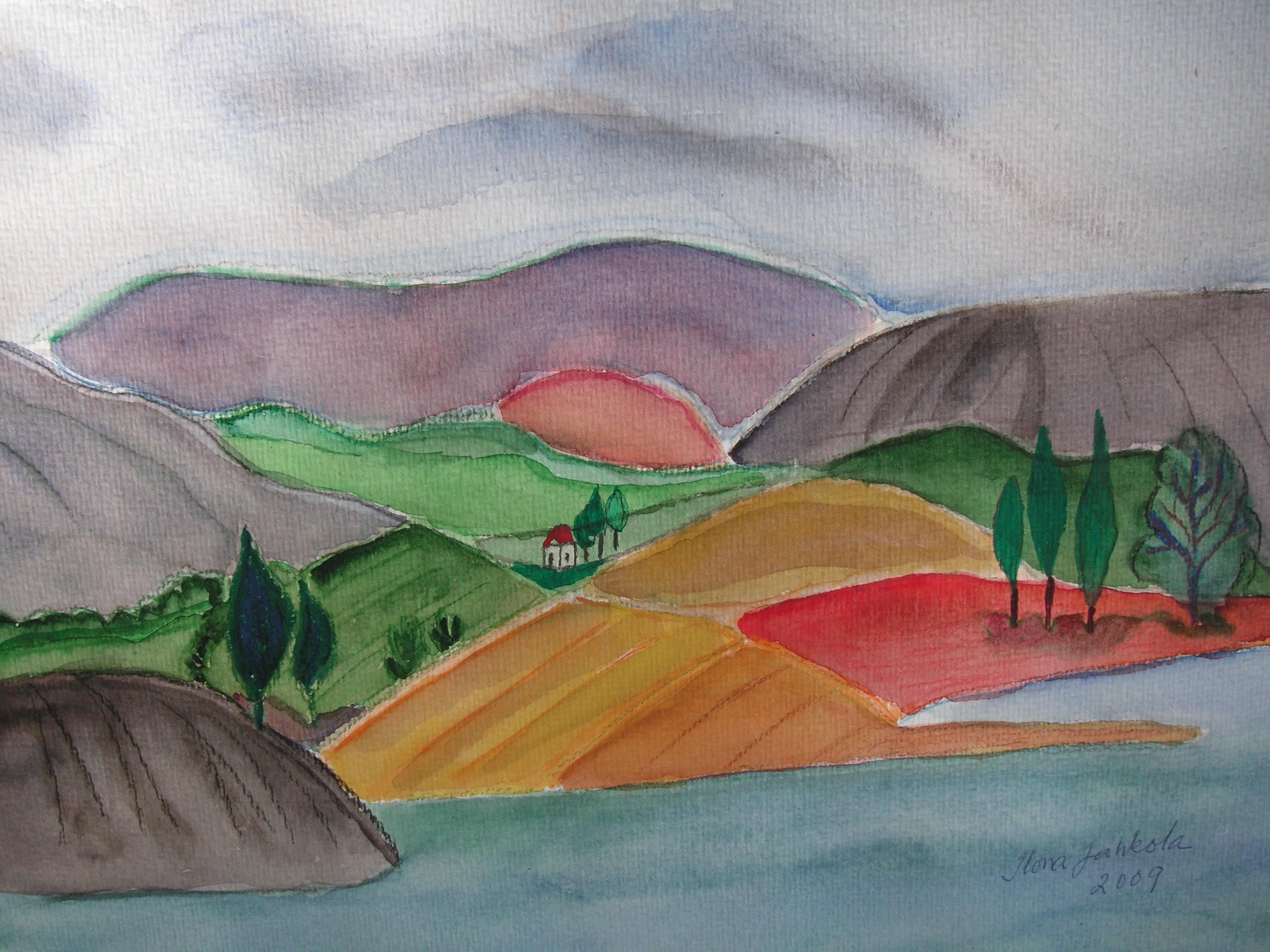 Akvarelli 016