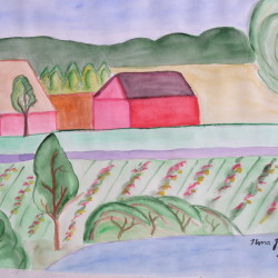 Akvarelli 032