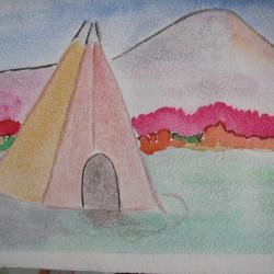 Akvarelli 057