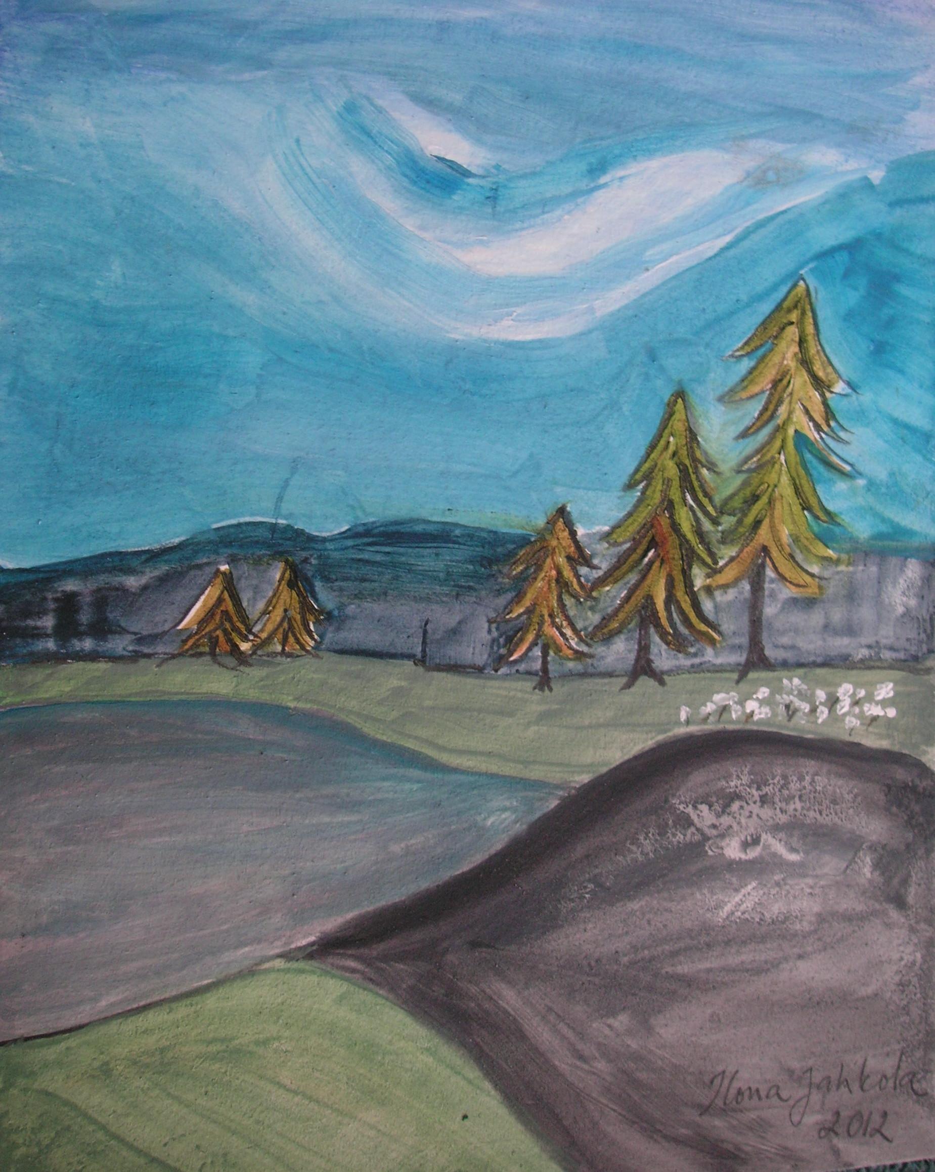Akvarelli 069