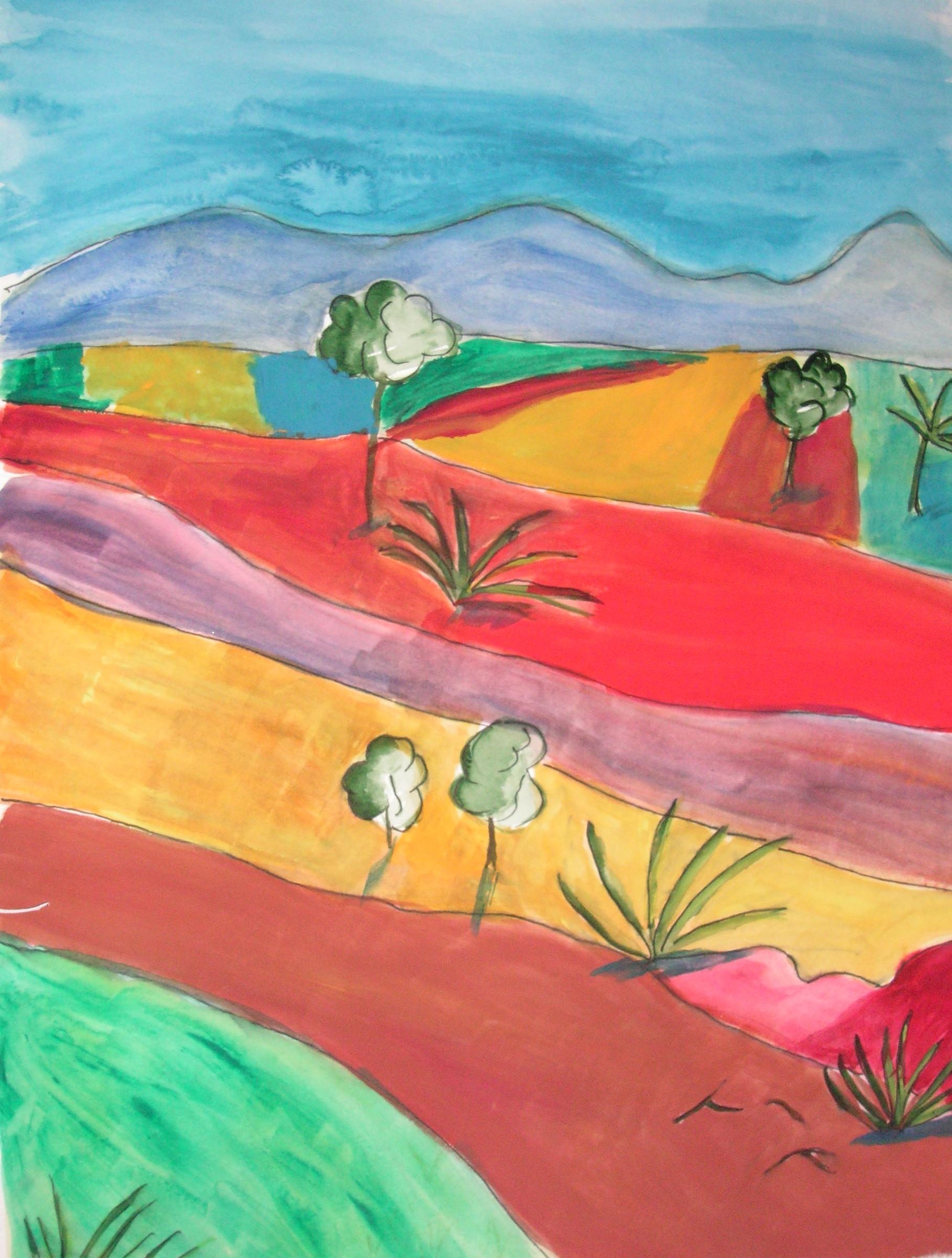 Akvarelli 091