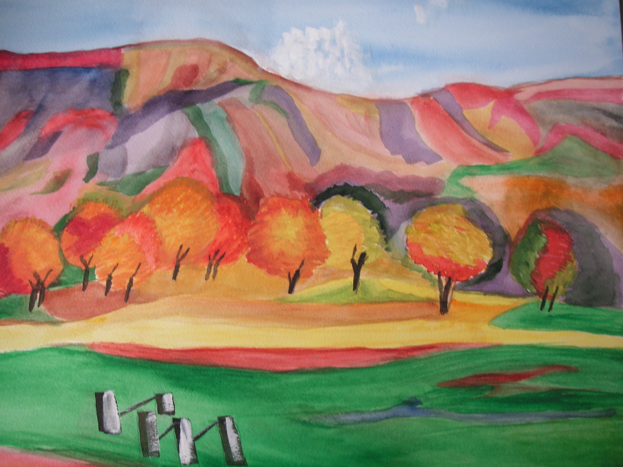 Akvarelli 099
