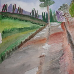 Akvarelli 100
