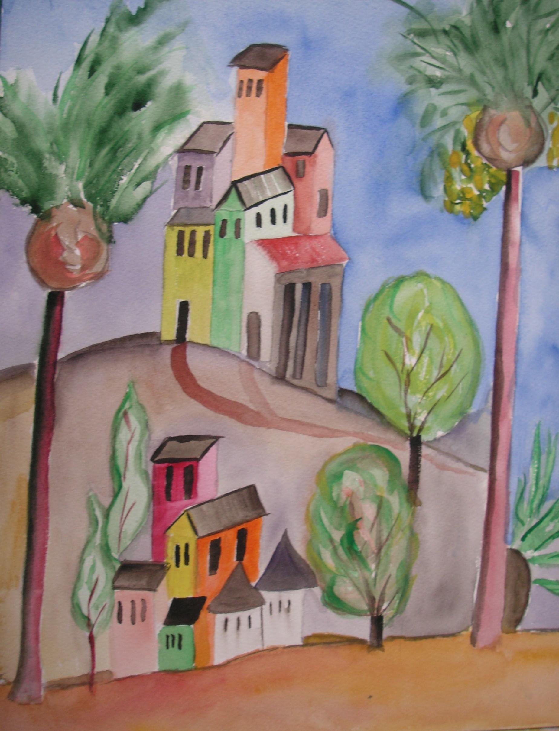 Akvarelli 101