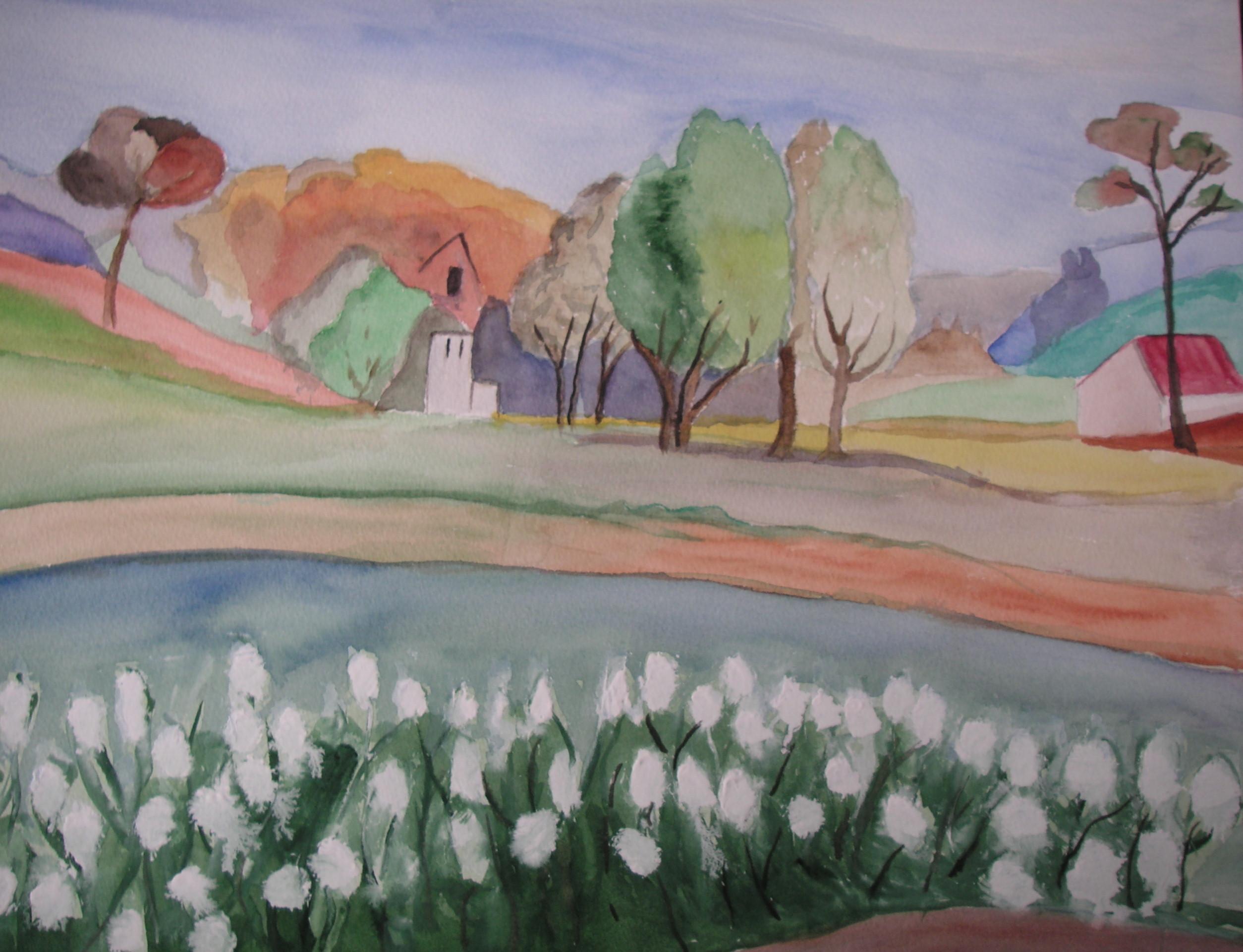 Akvarelli 104