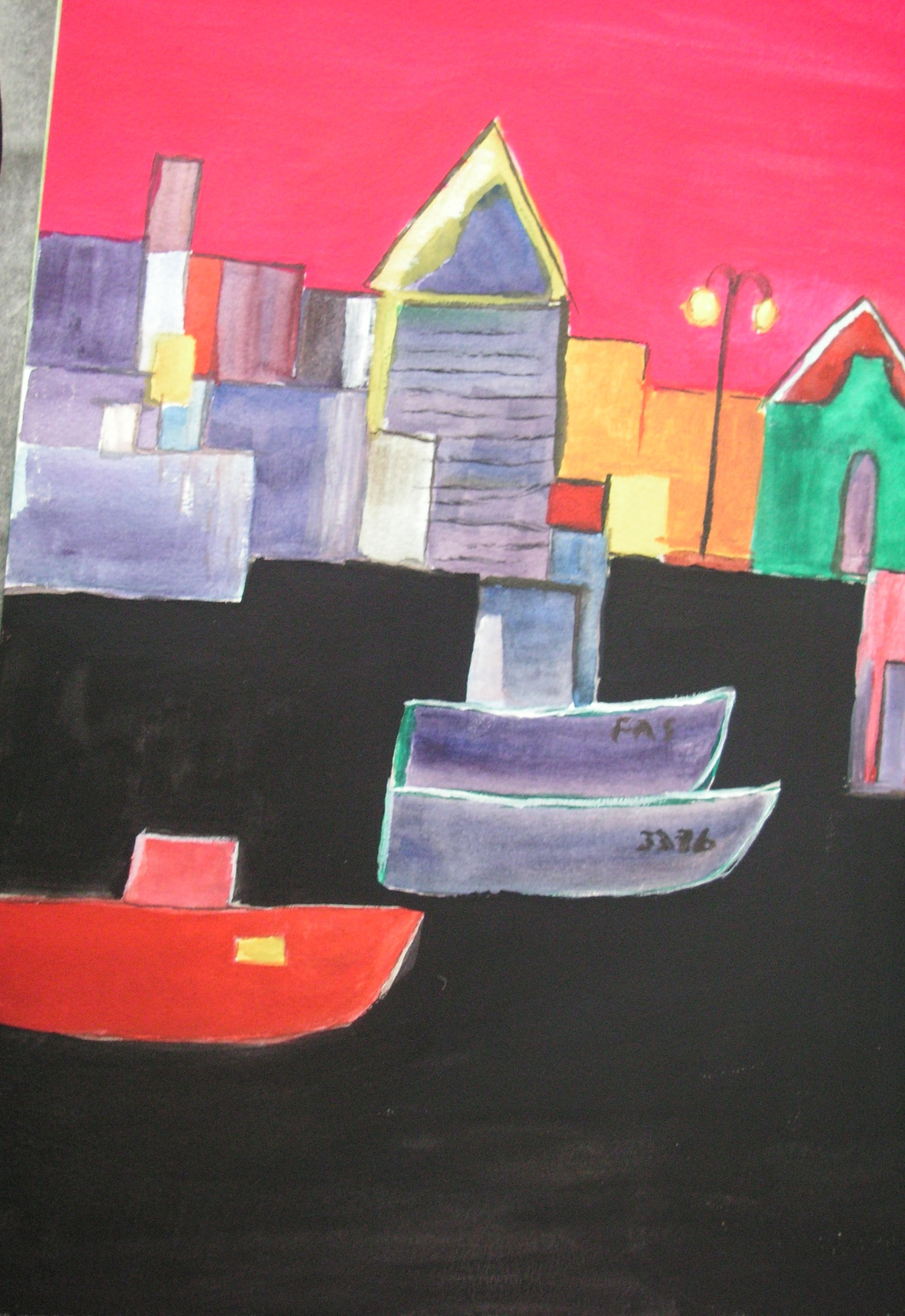 Akvarelli 105