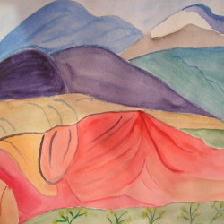 Akvarelli 115