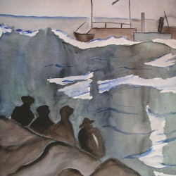Akvarelli 119