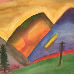 Akvarelli 120