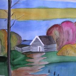 Akvarelli 121