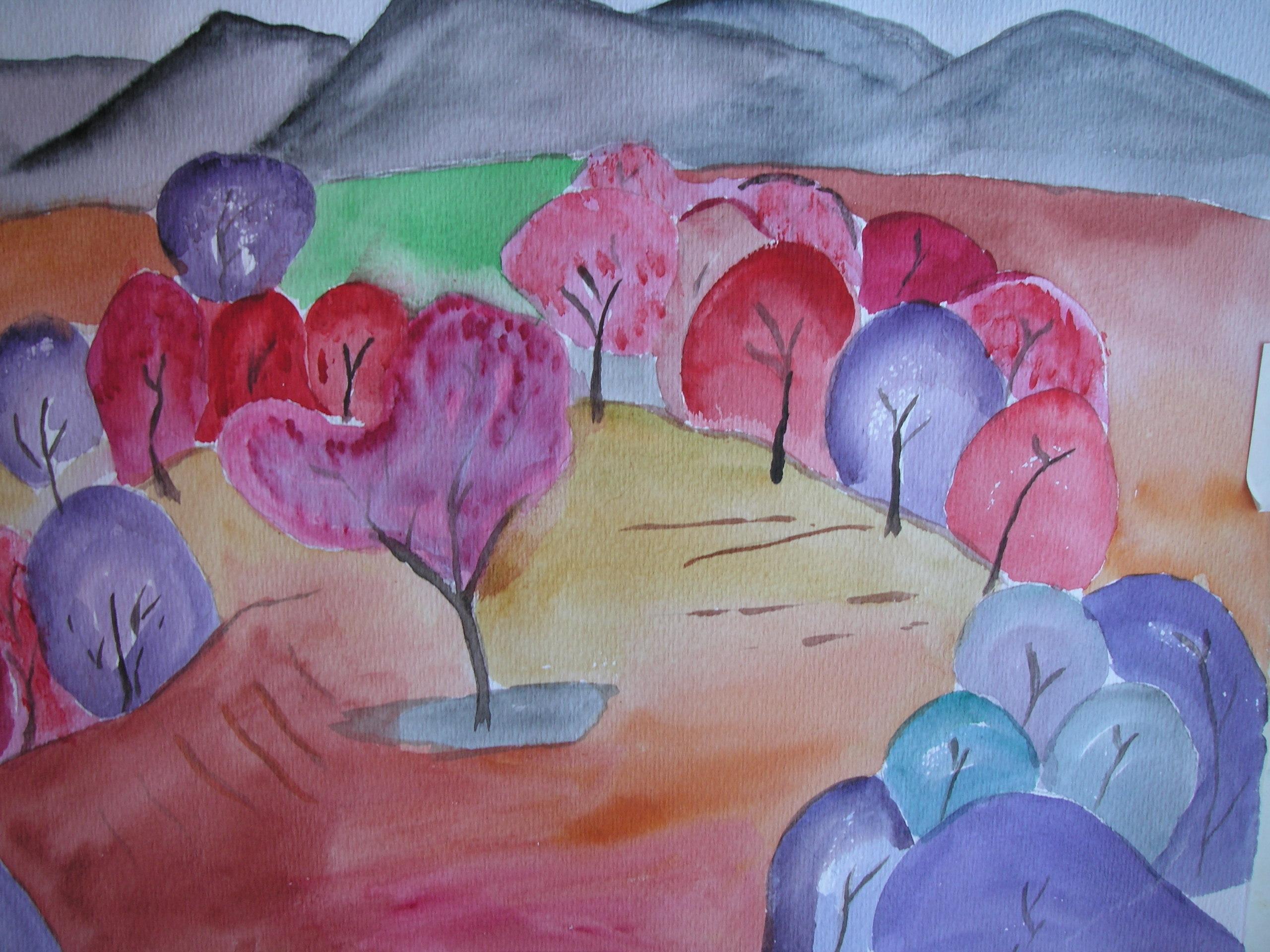 Akvarelli 122