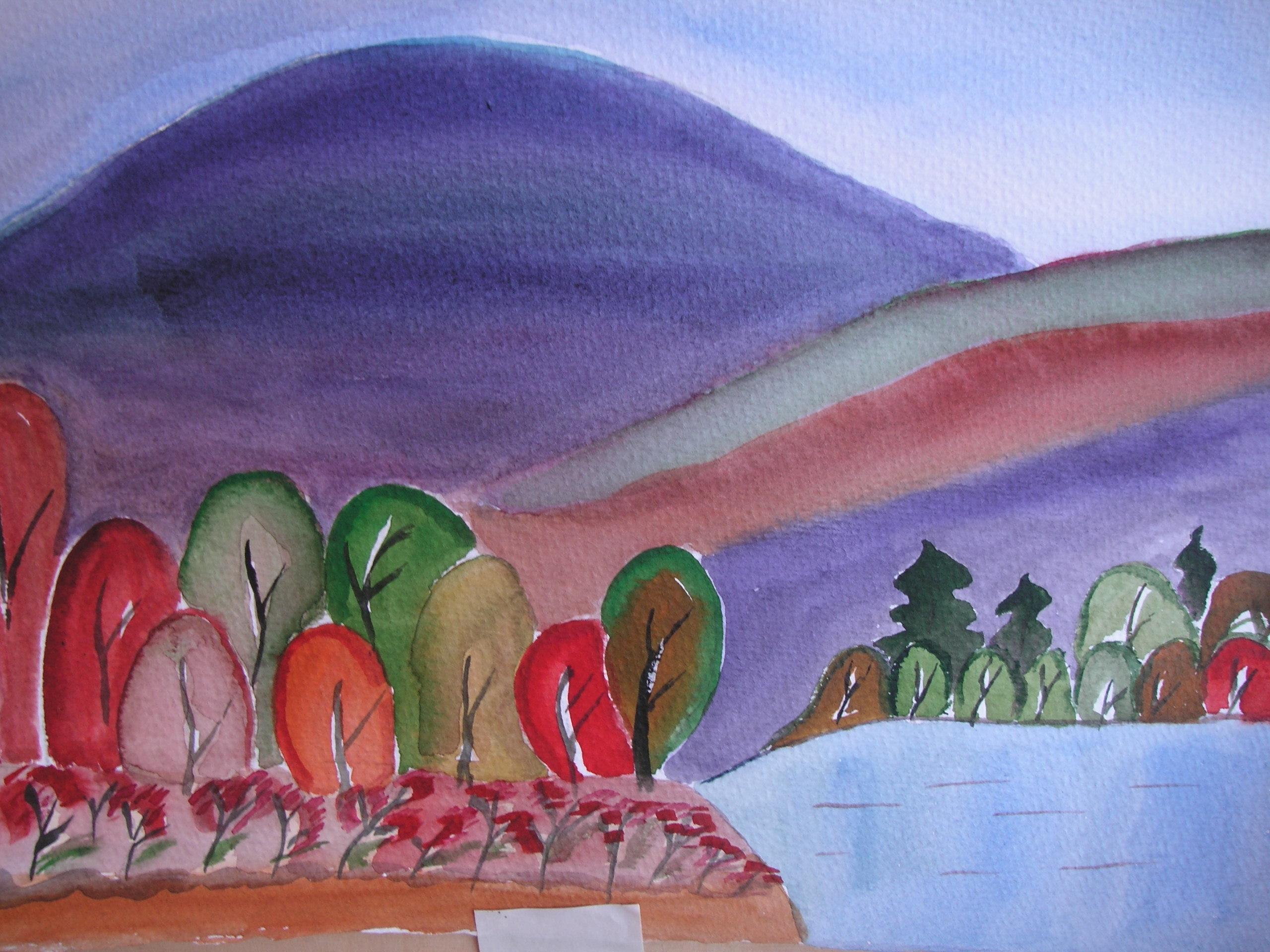 Akvarelli 123
