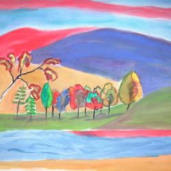 Akvarelli 126
